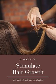Team True Beauty Blogs:  4 Ways to Stimulate Hair Growth- The combination of nylon and boar bristles is an effective pairing that not only will detangle your hair but will also leave your tresses naturally shiny and healthy. #hairstyles #hairoil #haircolor #haircuts #haircurler #haircare #hair #haircuts #hairclips Grow Long Hair, Grow Hair, Blond, Increase Hair Growth, Hair Trim, Natural Hair Styles, Long Hair Styles, Hair Growth Oil, Hair Care Routine