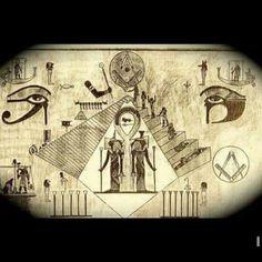 Kemetic Origins of Freemasonry