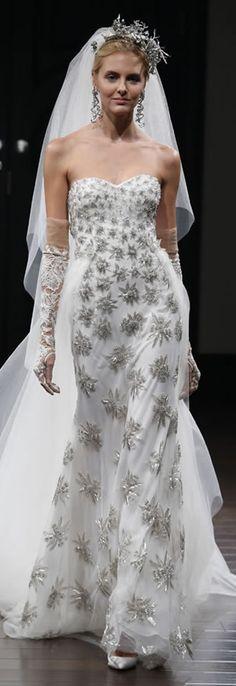 ♥Naeem Khan Bridal Collection