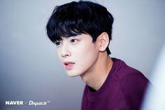 """[17.01.17] """"Idol VR Drama"""" behind the scenes - EunWoo"""