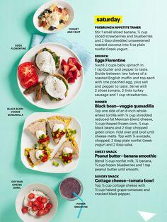 Eat clean recipes - self.com