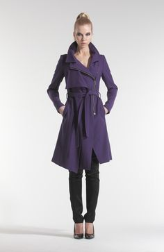 Faith trench coat, Katri Niskanen