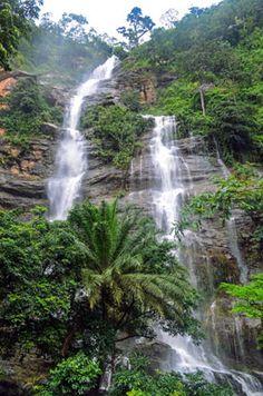Kpalimé Falls, Togo