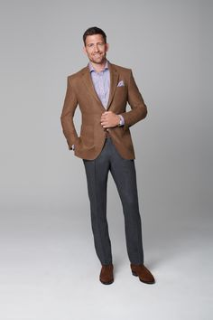 Casual Suit, Casual Looks, Casual Outfits, Men Casual, Fashion Outfits, Gentleman Mode, Gentleman Style, Mens Fashion Suits, Mens Suits