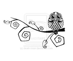Death Owl Tattoos - Free Download Tattoo #40649 Death Owl Tattoos With ...