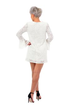 This cute little white, lace dress will definitely steal your heart. Perfect for a cocktail party in the sunny spring. Please check our size chart before placing the order. If you have doubts or questions about it DO NOT HESITATEto contact us! We are here to help you! Little White, White Lace, Sunnies, Lace Dress, Size Chart, Cocktails, This Or That Questions, Formal Dresses, Heart
