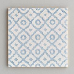 Monchique - handpainted, handmade patterned grey and white tiles. Portuguese tiles for bathrooms and kitchens from Everett and Blue Blue Kitchen Tiles, Blue Tiles, White Tiles, Patterned Kitchen Tiles, Old Bathrooms, Modern Bathrooms, Portuguese Tiles, Bathroom Floor Tiles, Wall Tiles