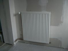 Installation du chauffagede votre choix