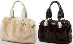 Liu Jo presenta la nuova borsa Matilda in ecopelliccia