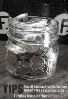 Farrell Hamann - Tip Jar.
