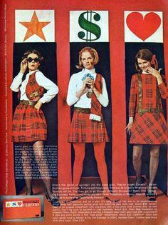 """hideelee: """" Teen - August, 1968 """""""