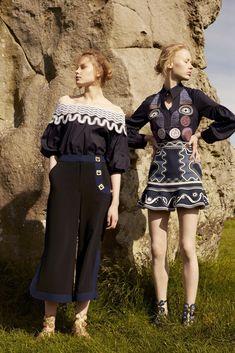 Peter Pilotto Resort 2016 Fashion Show Look 8