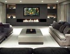 CHARCOAL LIVING ROOM - Buscar con Google