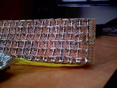 Make a LED Matrix: 6 Steps (with Pictures) Electronics Projects, Cube, Projects To Try, Led, Soldering, How To Make, Pictures, Arduino Projects, Photos