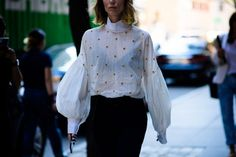 Le 21ème / Anya Ziourova   New York City // #Fashion, #FashionBlog…
