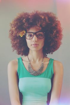 Cute. To learn how to grow your hair longer click http://www.shorthaircutsforblackwomen.com/natural-hair-journey-pictures/