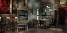 pub interior design rePUBLICA http://yellowoffice.ro/projects/republic #industrial design #brick #retro