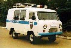 ТСК2-09 оперативный автомобиль