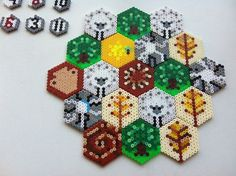 perler game board