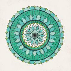 Circle No. 1 art print
