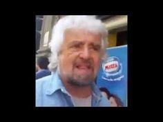 Messaggio di Beppe Grillo