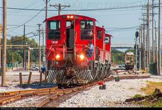 RailPictures.Net Photo: TRRA 1510 Terminal Railroad Association of St. Louis EMD SW1500 at Sauget, Illinois by John Witthaus
