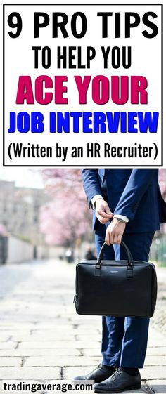 9d6e5bbb194 9 Pro Tips To Help You Stand Out During A Job Interview