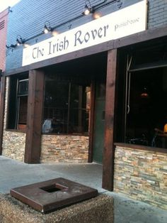 Irish Rover Pub on Broadway in Denver. Great rooftop patio that's open year round. Irish Rovers, Rooftop Patio, Mans Best Friend, Denver, The Good Place, Broadway, Places, Roof Deck, Rooftop Deck