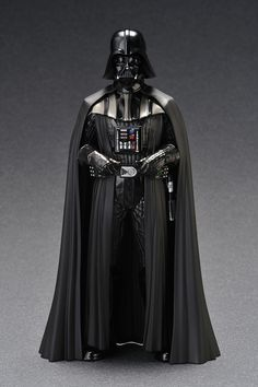 Darth Vader, the iconic villain from the Star Wars universe, has returned to the ArtFX+ kit lineup.  In a relaxed but confident pose waiting to ambush Luke and the other Rebels on Cloud City, every inch of his suit has been faithfully sculpted. Included are a replacement left arm part for conveying Vader's force powers and a special stand that recreates the stage of the iconic duel between father...