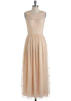 Ethereal Girl Dress, #ModCloth