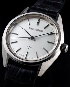 A Detailed History of Grand Seiko V., the Pinnacle of Japanese Chronometers Luxury Watches For Men, Seiko, Two By Two, Product Launch, Japanese, History, Accessories, Photography, Watches