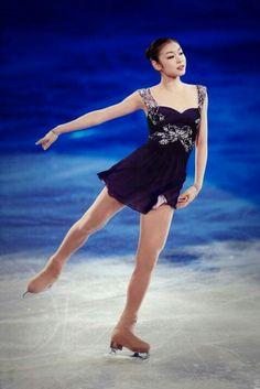 Ladies ~ Yuna Kim (South Korea)