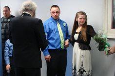 Mike and Julia's wedding
