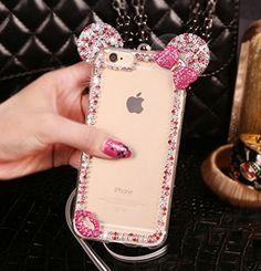 Losin iPhone 6 Plus 5.5 Inch Case Fashion Luxury Sparklin... https://www.amazon.com/dp/B06XD9NX56/ref=cm_sw_r_pi_dp_x_MwnUybA2CZJGP