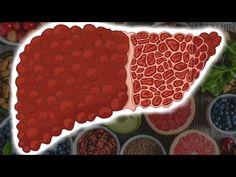10 alimente care îți curăță FICATUL rapid | Eu stiu TV - YouTube Grapefruit, Avocado, Health, Desserts, Youtube, Food, Cholesterol, Cardio, Health Remedies