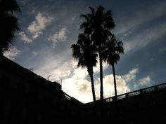 Fin d'après-midi à Barcelone