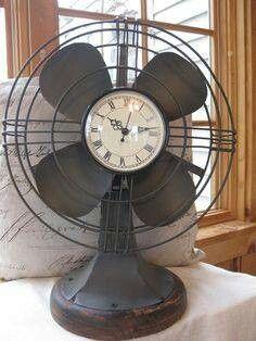 Fan Clock~