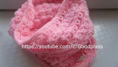 We knit a beautiful gentle scarf, snipe, (pipe, yoke) with spokes on the child. Hobbies That Make Money, Crochet Scarves, Baby Knitting, Children, Hats, Youtube, Beautiful, Scarfs, Baby Knits