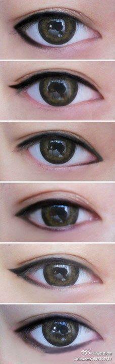 6 ways to change eye shape.