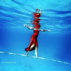 no wind day... #kitesafari #kitepiter #kitepitercom #redsea #underwater #underwaterfashion
