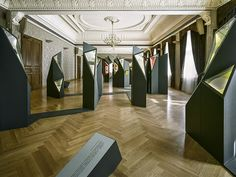 Lsx20 multimedia exhibition by H2E, Riga – Latvia