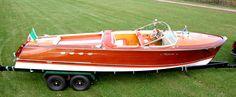 Riva Boats - 29' Riva Super Aquarama