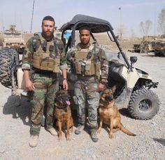 Lucca with Handler Rodrequz Military Working Dogs, Military Dogs, Military Photos, Military Police, Usmc, Marsoc Marines, Us Marines, Special Ops, Special Forces