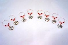 Wine Charms, Wine Glass Charm - Groom's Mother Gift - Mother of the Groom - Wedding Favours Mother Of The Groom Gifts, Gifts For Father, Best Man Wedding, Trendy Wedding, Wedding Ideas, Wine Wedding Favors, Guest Gifts, Wine Glass Charms, Wedding Table Decorations