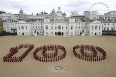 London Olympic Game will come in 100 days.