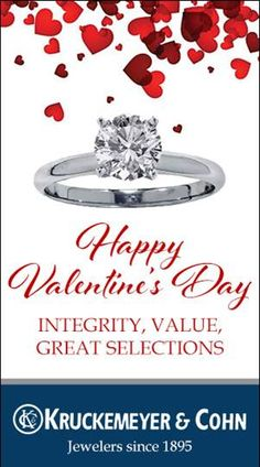 The Right place to pick Your Valentine's Day Gift for that Special Someone. Call 812 476 5122