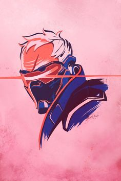 By now everyone knows Overwatch. It has millions of players almost everyday playing online. Because is pure fun! Overwatch Tattoo, Overwatch Fan Art, Solider 76, Videogames, Jack Morrison, Fanart, Female Soldier, Team Fortress 2, Kawaii