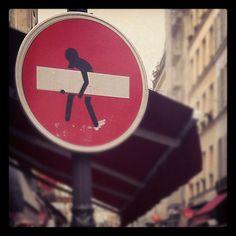 Street Signage Mashup