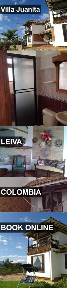 Hotel Villa Juanita in Leiva, Colombia. For more information, photos, reviews and best prices please follow the link. #Colombia #Leiva #travel #vacation #hotel
