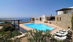 Luxury Mykonos Villas, Mykonos Villa Nicholson, Cyclades, Greece